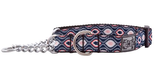 RC Pet Products 1-Inch Training Martingale Dog Collar, Large, 14-20-Inch, Dreamcatcher