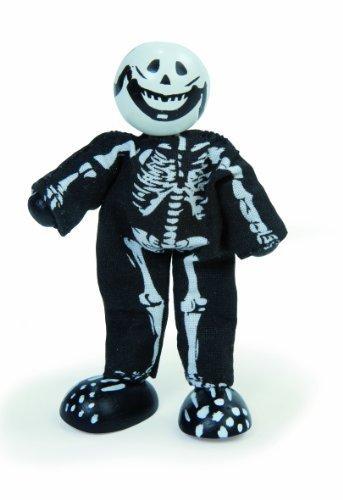 Budkins Halloween Skeleton BK973 by Le Toy Van ()