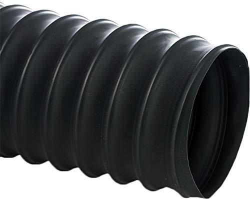 Thermoplastic Rubber Hose - Flexaust LT-1.5x50 Plastic Flexadux TR 1.5
