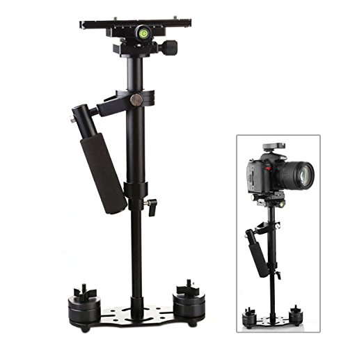 XIAOMIN 60cm Handheld Handy Table Stabilizer for Camera/Video Camcorder Premium Material by XIAOMIN