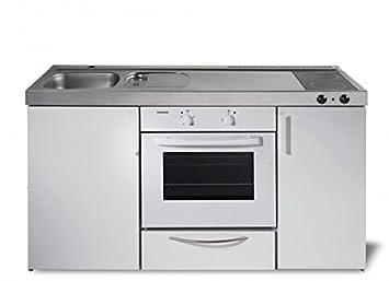 Miniküche Kitchenline Mkbgsc 150 Ohne Kühlschrank Backofen
