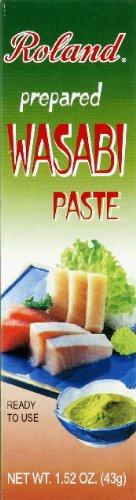 Roland Prepared Wasabi Paste One Pkg 1.52 oz ()