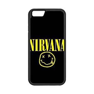 Nirvana Band For iphone 6s 4.7 Custom Cell Phone Case Cover 96II658549
