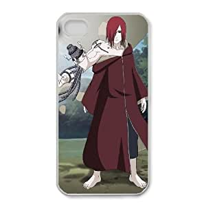 iphone4 4s White phone case Naruto Nagato Best gift for boys NOF3730768