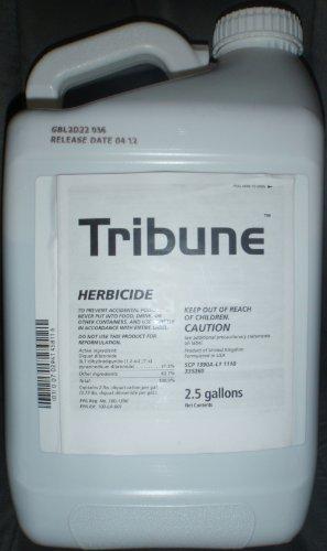 Tribune Herbicide 2 5 Gallons Contains 37 3  Diquat Dibromide Same As Reward Herbicide
