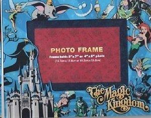 disney world magic kingdom photo frame - Disney World Picture Frames