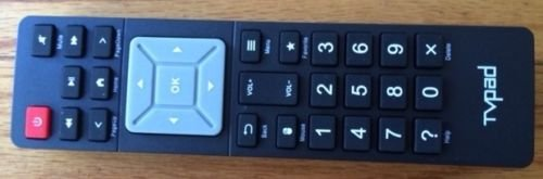 Original New TVpad Remote Control Replacement  Works For
