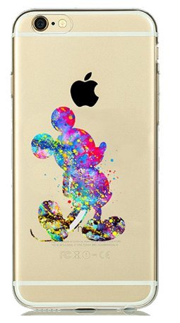 coque multicolore iphone 7