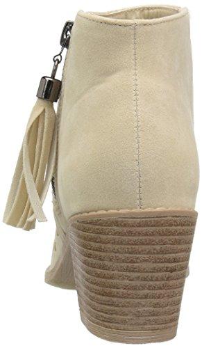 Bota Color Tobillo piel al nude Co Brinley Perla para Mujer EgqBZ61w