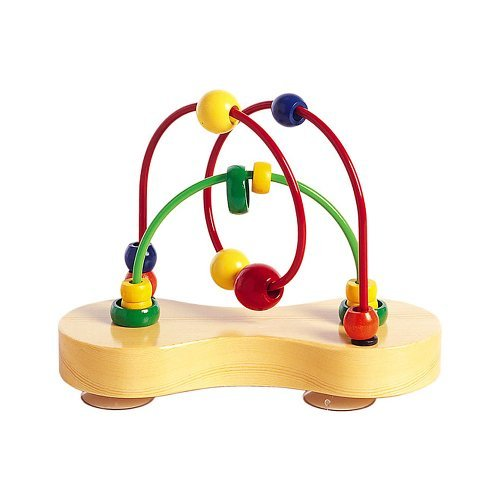 (Hape - Double Bubble Wire Maze by Educo)