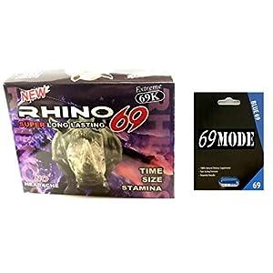 Nuri Rhino 69 69k 20Pills 69Mode Blue69 1Pill Male Enhancing All Natural Herbal (69K(20)69M(1)) natural male enhancing - 41Ghw2ub2iL - natural male enhancing