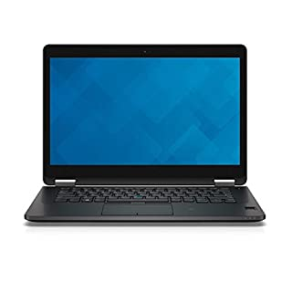 Dell Latitude E7470 14in QHD (2560x1440) Touchscreen Intel Core i7-6600U, 16GB DDR4 RAM 512GB SSD Windows 10 Pro (Renewed)