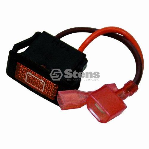Stens 435-105 Battery Light, Replaces Club Car: 102508701, Fits Club Car: Precedent