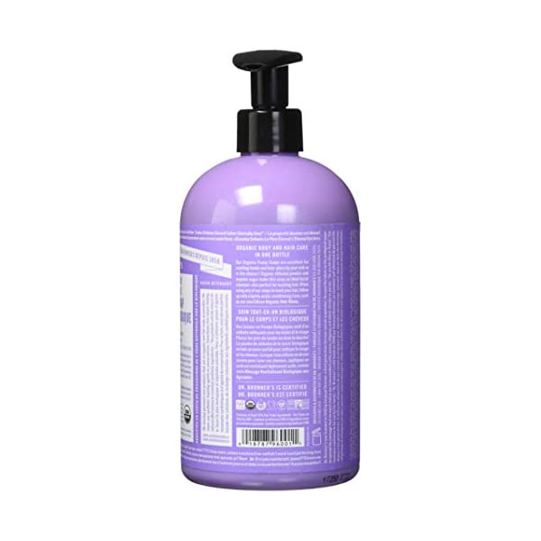 Dr Bronner'S Pump Soap – Lavender 355ml