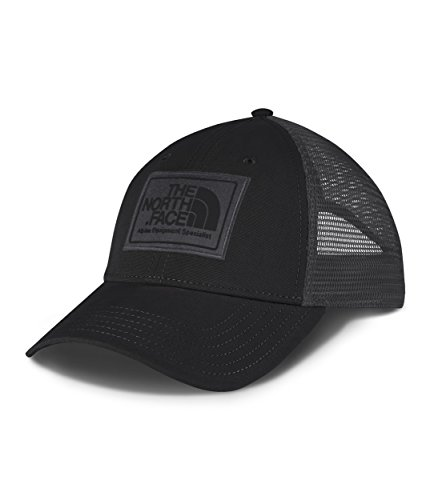 Rugged Trucker Cap - The North Face Unisex Mudder Trucker Hat TNF Black/Asphalt Grey Camo One Size
