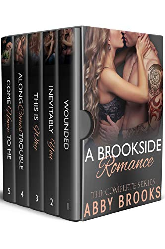 A Brookside Romance -- The Complete Series Box Set: Books -