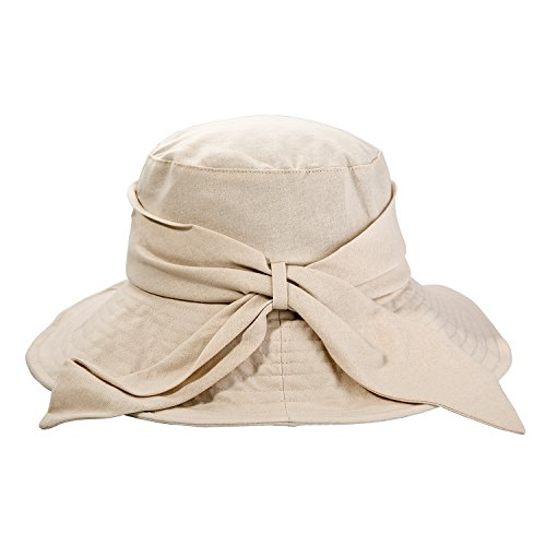 Bucket Hat Deevoov Summer Flap Cover Cap Shade hat wide (Cruise Flap)