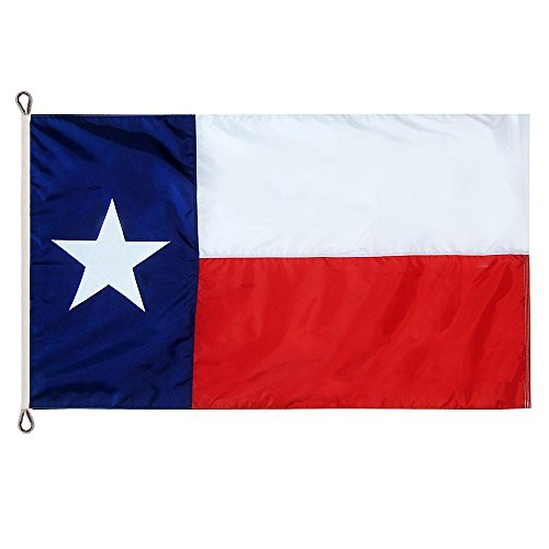 10 x 15 Texas State Flag – Nylon – 100% American Made Review