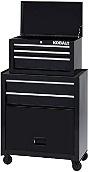 Kobalt 1000 Series 5-Drawer Ball Bearing Steel Tool Chest