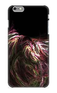 Standinmyside Brand New Defender Case For Iphone 6 Plus (Abstract Colors) / Christmas's Gift