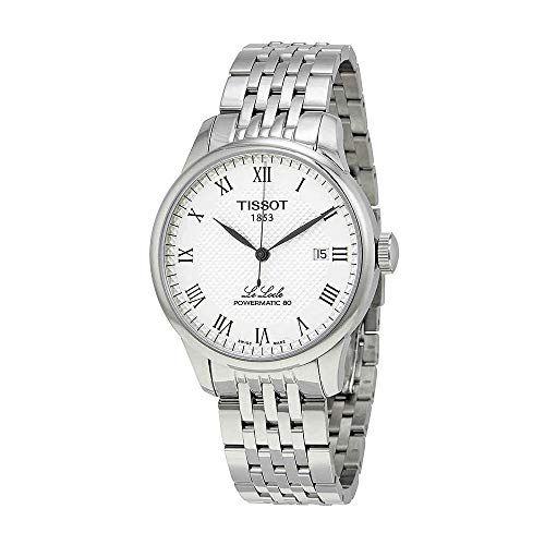 Tissot Powermatic 80 Silver Dial Stainless Steel Men