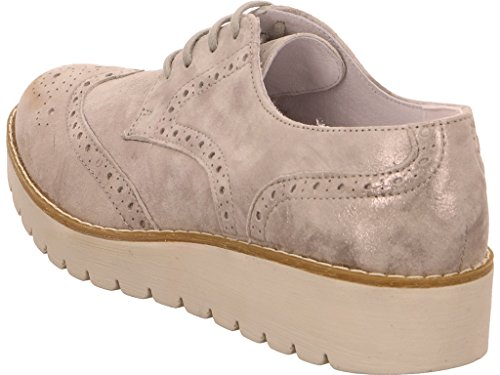 Mujeres Zapatos planos acciaio plata, (acciaio) 7742000 acciaio
