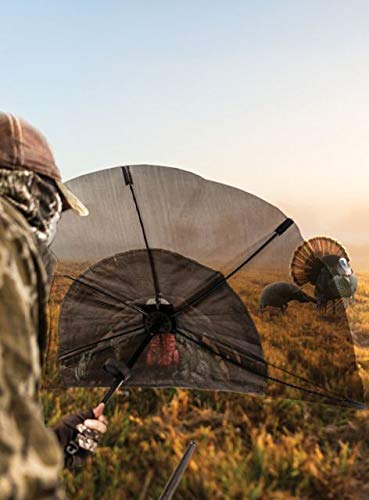 Primos Hunting Double Bull Turkey Decoy with Surroundview