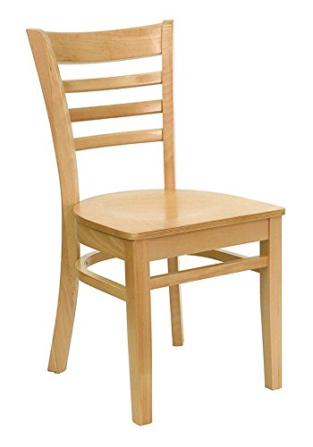 Cheap Flash Furniture Hercules Restaurant Chair w Support Bars – Set of 2