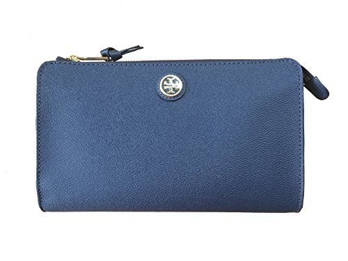 Tory Burch Cameron Easy Coated Canvas Cross-body & Clutch (Hudson Bay - Tory All T Burch