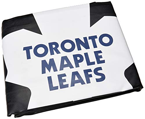 Imperial Officially Licensed NHL Merchandise: Billiard/Pool Table Naugahyde Cover, 8-Foot Table, Toronto Maple Leafs ()