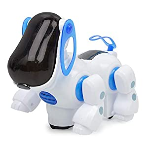 ACOC Electronic Pet, Robot Dog Toy, Have Follow-Up Function, Sing And Dance Electronic Robot Dog Pet Toy Smart Kids…