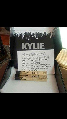 Liquid Lipstick Set Cosmetics Kylie Matte Birthday Edition