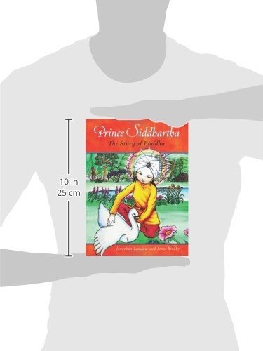 Prince Siddhartha: The Story of Buddha: Amazon.es: Jonathan Landaw, Janet Brooke: Libros en idiomas extranjeros