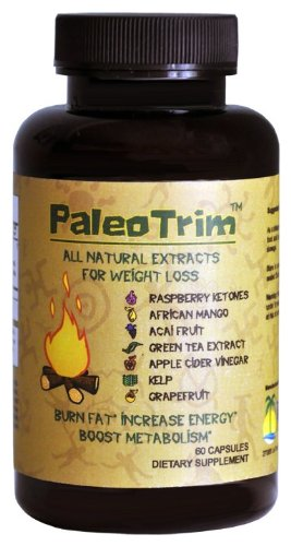 paleotrim loss pills w raspberry