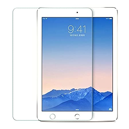 Colorcase Tempered Glass Screenguard for Apple Ipad Air 2 Screen Protectors