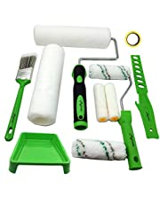 Magimate Paint Roller Kit, Roller Brushes for Painting Walls, Cabinets, Fences and Decks, Multi-functional Decorative Paint Set Tools