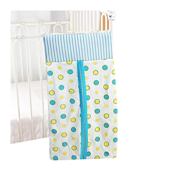 Oscar Home Diaper Stacker, Flowery for Baby - Multicolor
