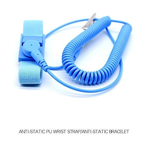 Replacement For PARTS-407-017 ANTISTATIC WRIST STRAP