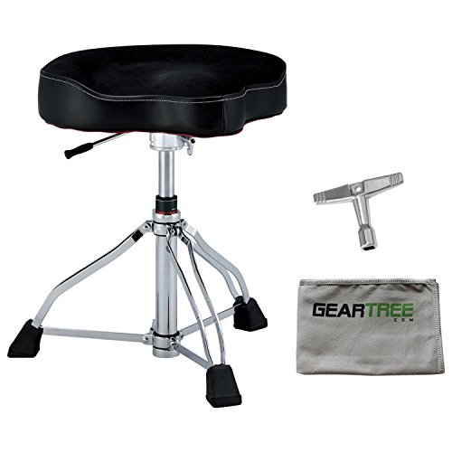 Used, Tama HT550BCN 1st Chair Drum Throne Glide Rider with for sale  Delivered anywhere in USA