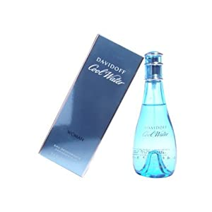 Cool Water for Women 0.17 oz Eau de Toilette MINI