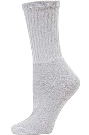 Fine Fit Women's Athletic Socks - 4 Pairs