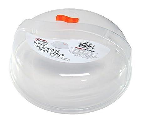 Home Basics mw44206 tapa para microondas con ventilación por ...