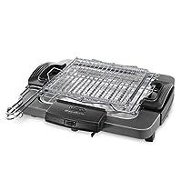 De'Longhi BQ60 Barbecue elettrico con griglia