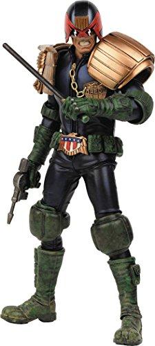 Three A 2000 AD X 3A Apocalypse War Judge Dredd 16 Scale Action Figure