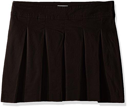 - The Children's Place Big Girls' Uniform Skort, Black, 16S