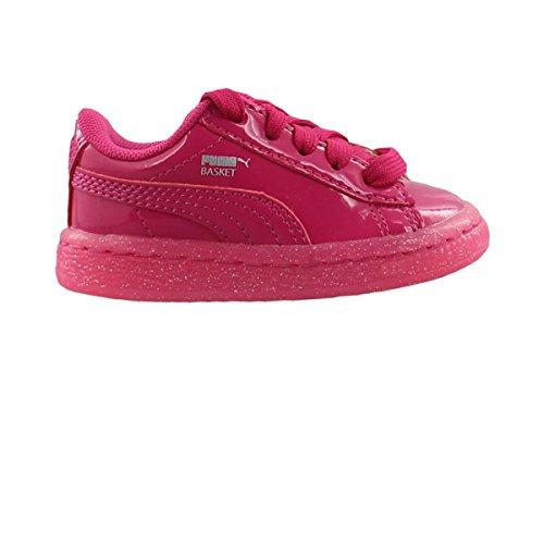 Basket Enfant Mixte Patent Iced InfSneakers Glitter Basses Puma kiOTlPZwXu
