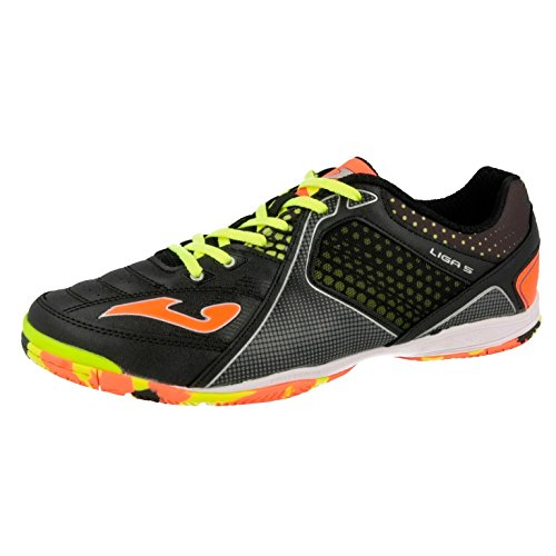Joma LIGAS _ 701_ in Zapatos Fútbol Sala Liga 5701negro zapato negro