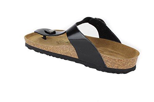 Sandals Rio Joyce N Metallic Synsoft Semelle Black Joe Souple qY7g6Hg