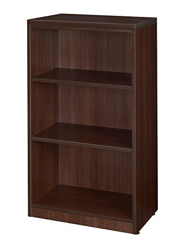 Regency Legacy Laminate - Regency LSBC4123JV Legacy Stand up Bookcase Not Applicable, Java
