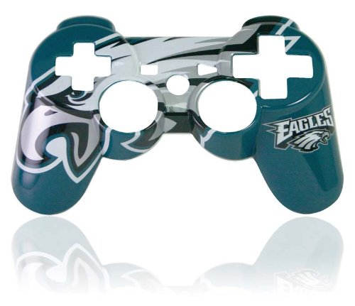 PS3 Official NFL Philadelphia Eagles Controller Faceplate
